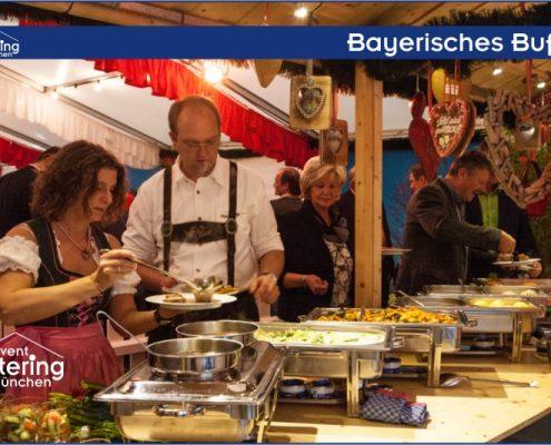 Bayerisches Buffet Catering Landshut