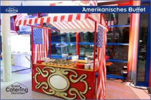 Amerikanisches Buffet Catering Landshut