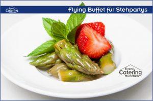 Flying Buffet Salat Catering Landshut