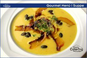 Gourmet Menü Vorspeise Catering Landshut