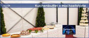 VIP-Hochzeit im Zelt von Zeltverleih Landshut