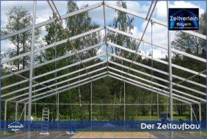Hochzeit + Catering im Zelt von Zeltverleih Landshut