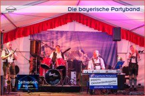Almfest im Almzelt Landshut