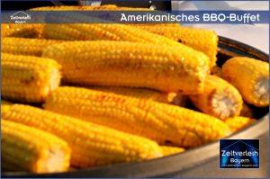 Amerikanisches BBQ Zeltverleih Landshut
