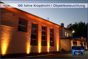 Gala 100 Jahre Kropfmühl Zeltverleih Landshut